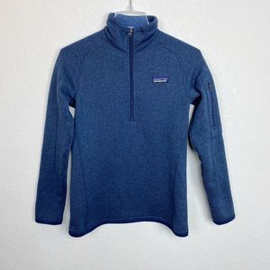 Patagonia Better Sweater Quarter Zip Pullover XS
